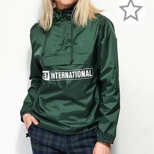 Obey Anorak jacket
